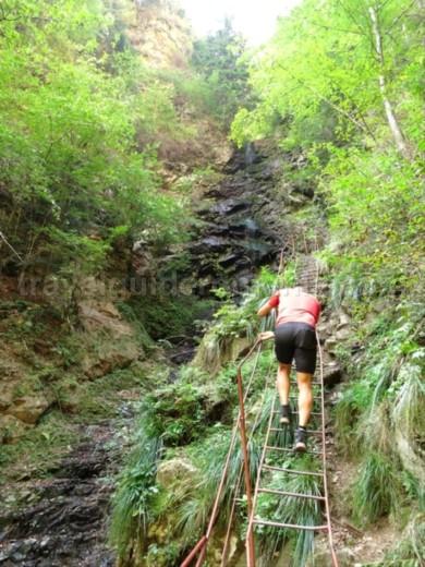 canionul valea lui stan fagaras scari