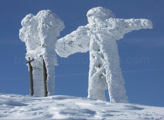 culmea bihariei apuseni iarna winter