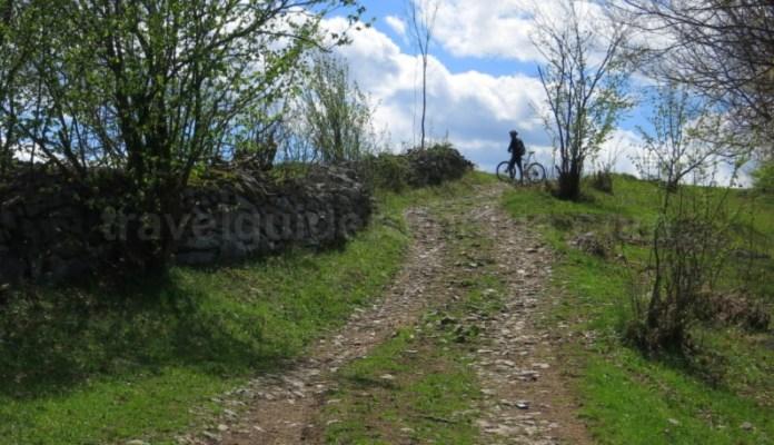 mountain biking Ponoară Pădurea Craiului Apuseni