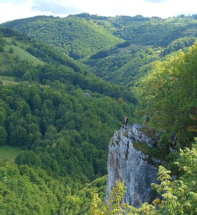 Valea Boiului Ponoară Pădurea Craiului