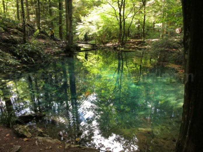 Parcul Național Cheile Nerei-Beușnița Ochiul Beiului