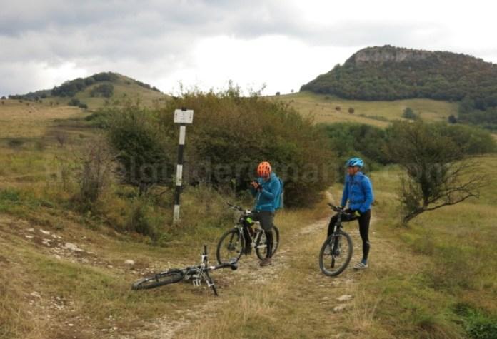 Parcul Național Cheile Nerei-Beușnița mountain biking