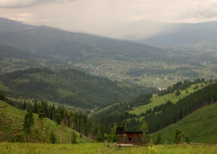 Destinația ecoturistică Țara Dornelor