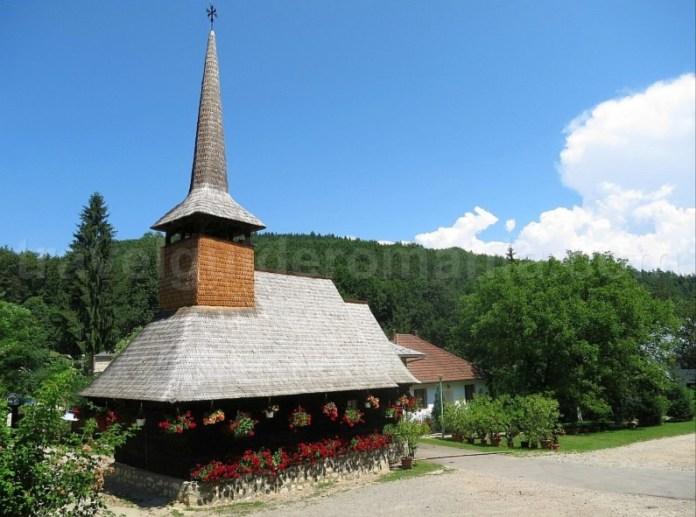 Platoul Vascau Apuseni manastirea izbuc