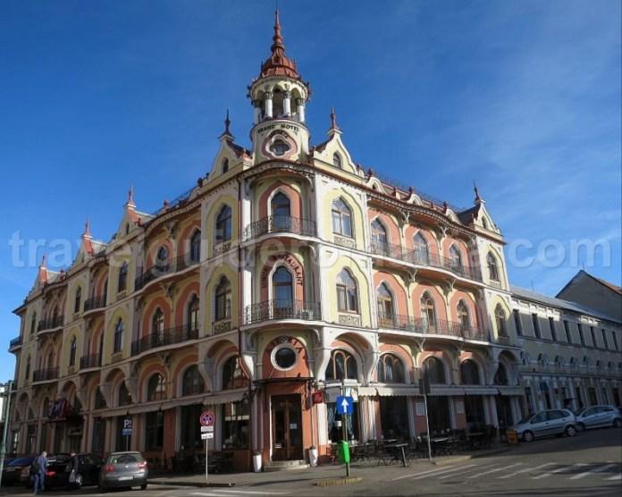 Piata Ferdinand Hotel Astoria Oradea