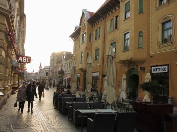 Strada Republicii Oradea