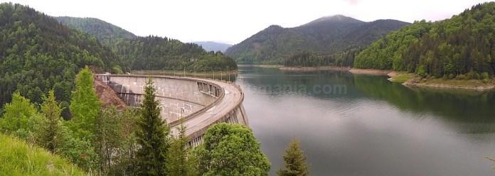 lacul dragan apuseni baraj