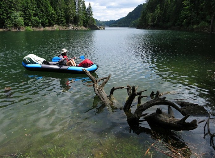 lacul dragan apuseni
