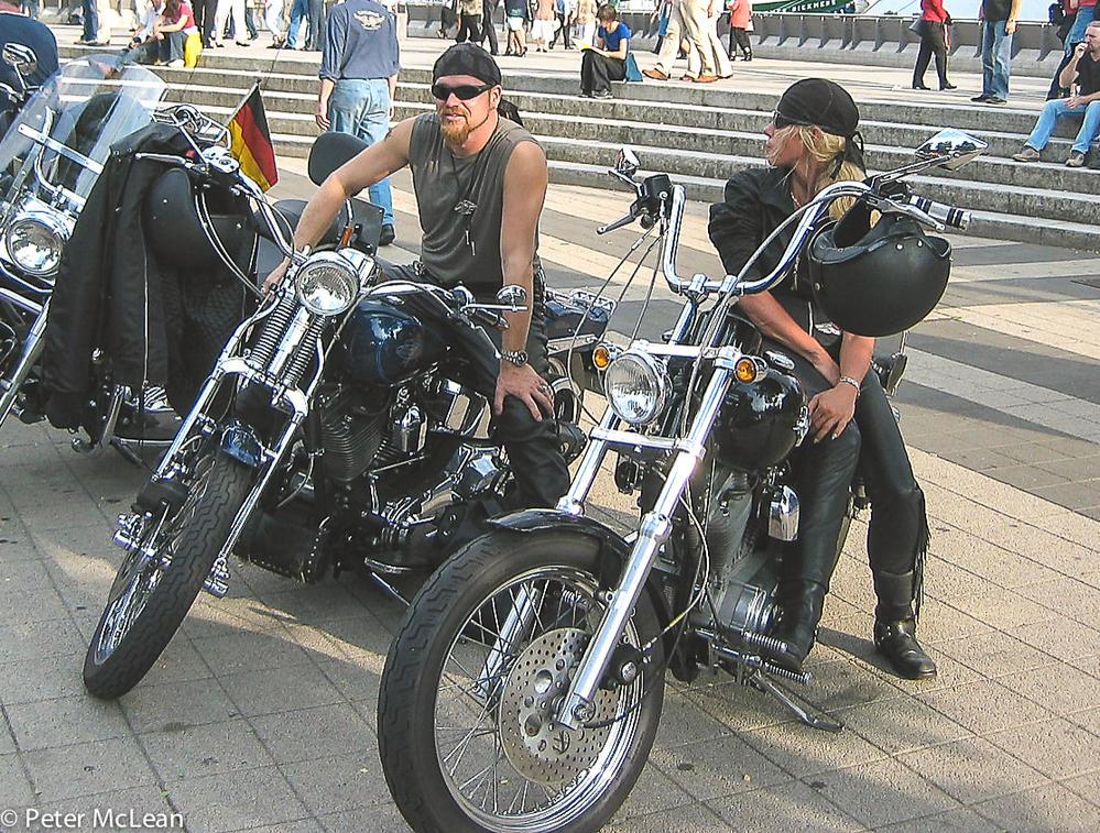 Davidson Costa Rica Harley
