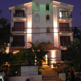 Excellent Hotel On Room Quality Rahi Coral Beach Resort Goa