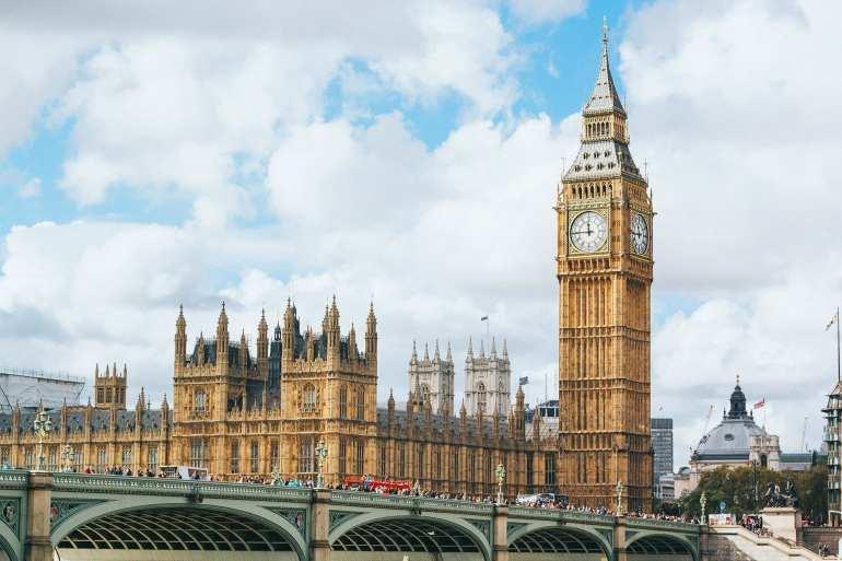 big ben parliament day London tour guide