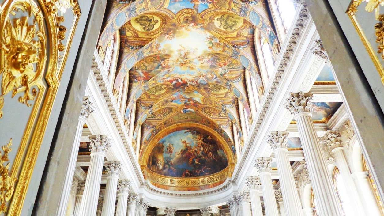 Visiting Versailles from Paris