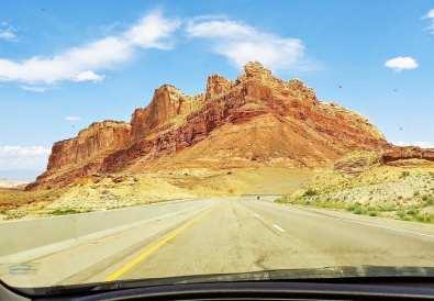 Solo Female Road Trip