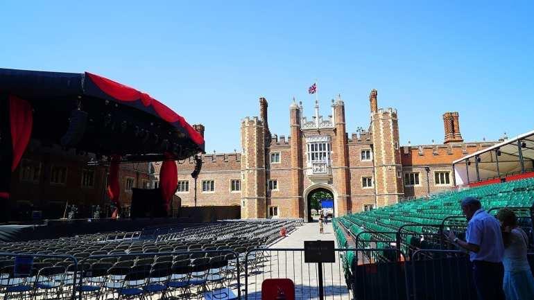 Cardinal Wolsey's palace