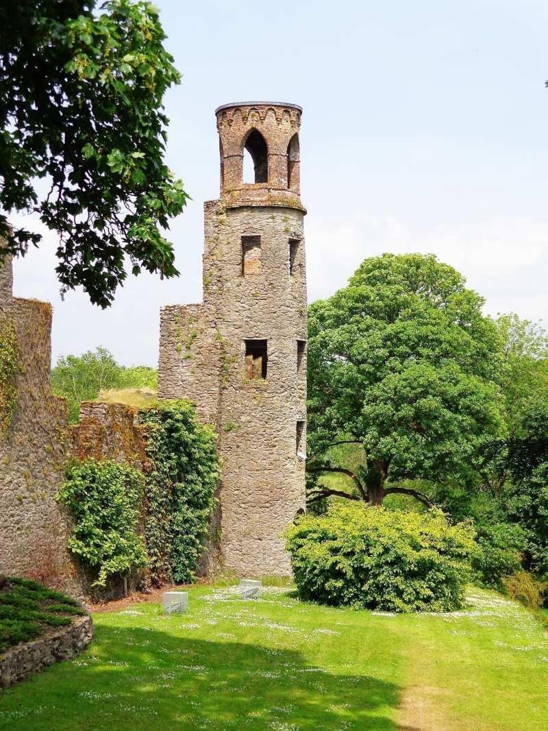blarney stone legend