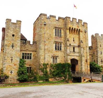 Hever Castle