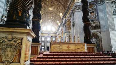 St Peter's Basilica History
