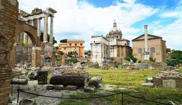 Roman Forum guide
