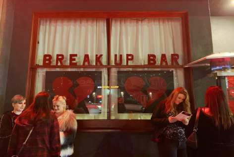 Breakup Bar