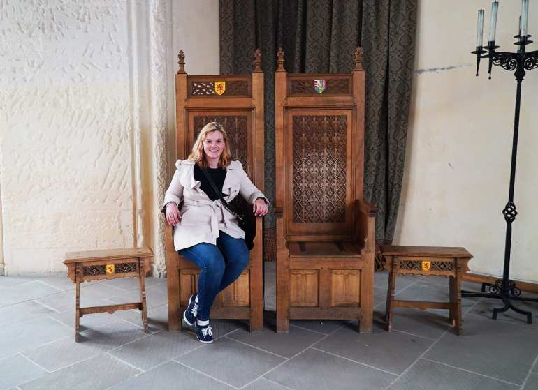 visit Stirling Castle