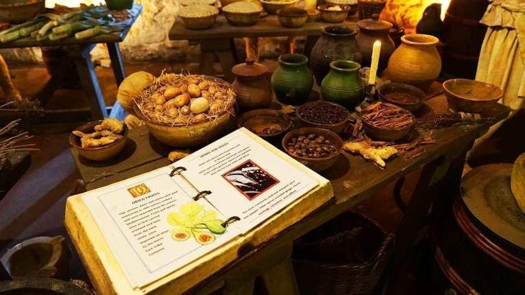 Medieval Meals