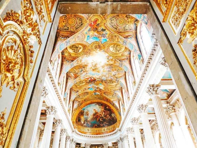 paris museum pass versailles