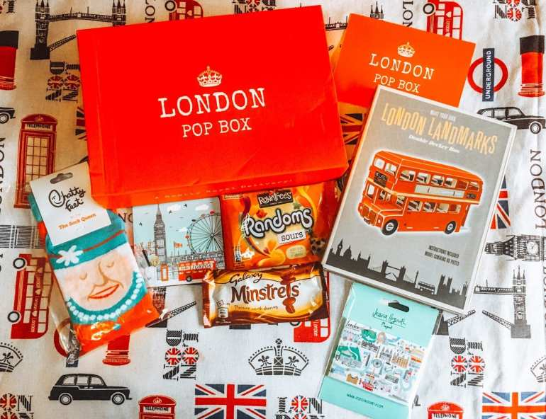 best gifts from london