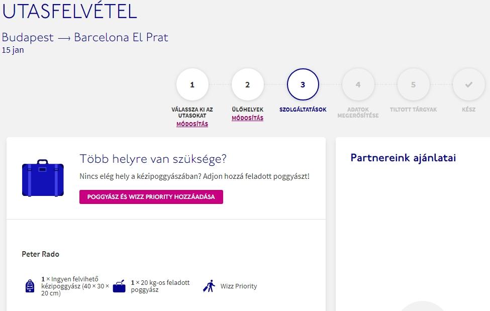 Wizz Air check in - Hogyan kell elvégezni az utasfelvételt - Travelhunter