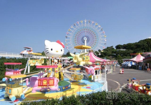 Amusement parks & theme parks in Tokyo & around Japan | Travelience