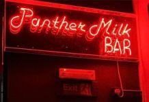 Panther Milk Bar en Glasgow, Escocia