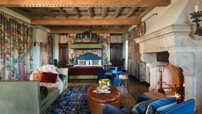 Umbria: il Castello di Procopio conquista Fedez e Chiara Ferragni
