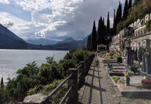 El cementerio de Varenna, Italia 2