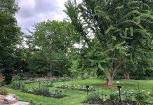 El jardín Botánico W.J. Beal en East Lansing, Michigan 2