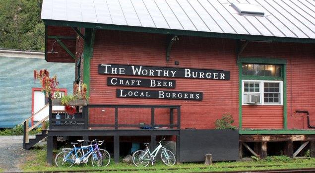 Worthy Burger