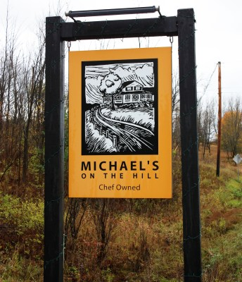 Michael's on the Hill, Waterbury Center, Vermont