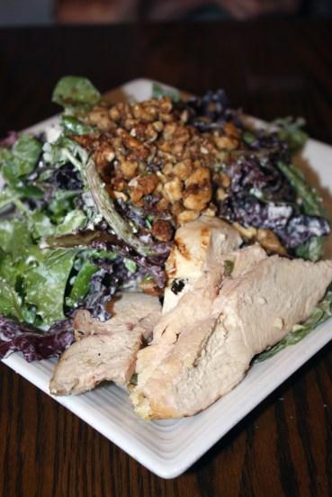 Chicken Salad at Crop Bistro & Brewing