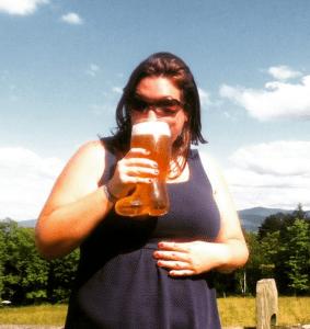 Erin, Das Boot, von Trapp Brewing