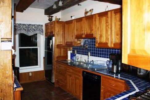 Yellow Farmhouse Inn Kitchen, Waitsfield, Vermont