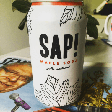 SAP! Maple Soda