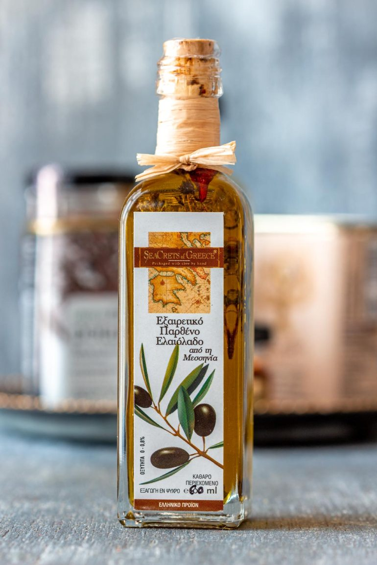 Extra Virgin Olive Oil Edible Greek Souvenirs