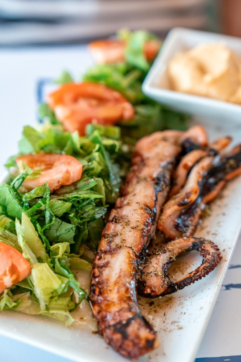Restaurant Food Santorini