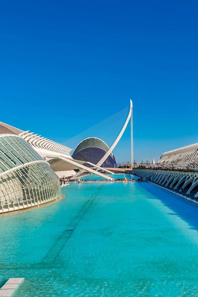 City of Arts and Sciences and the Oceanografic - 24 hours in Valencia