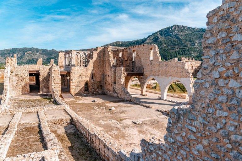 Monastery of Santa Maria de la Valldigna - Ruins