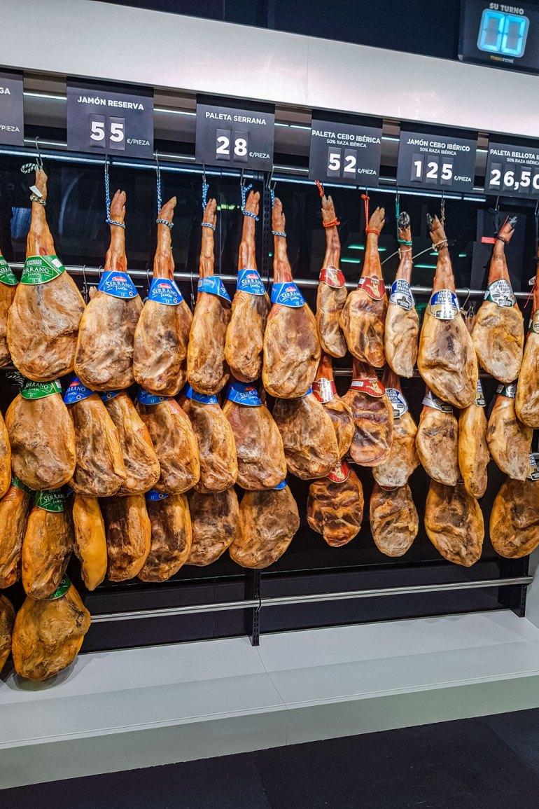 Spanish Ham