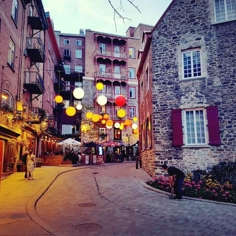 Top Things To Do In Canada: Visit Quebec City