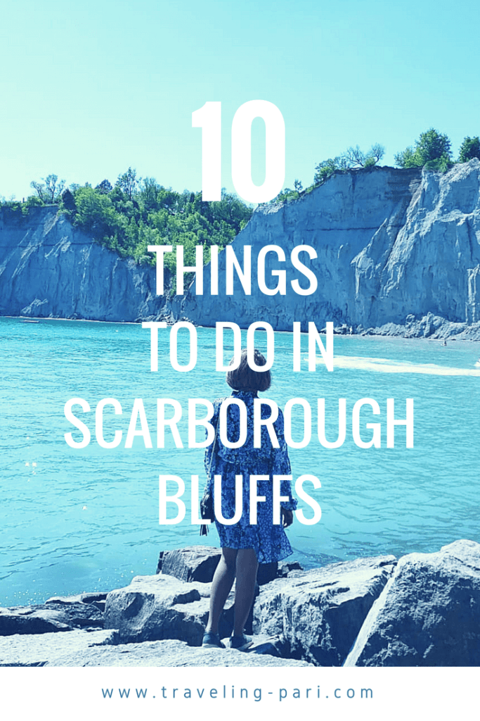 10 Things To Do In Scarborough Bluffs