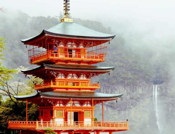Tokyo to Kumano Kodo : A day trip from Tokyo or Osaka