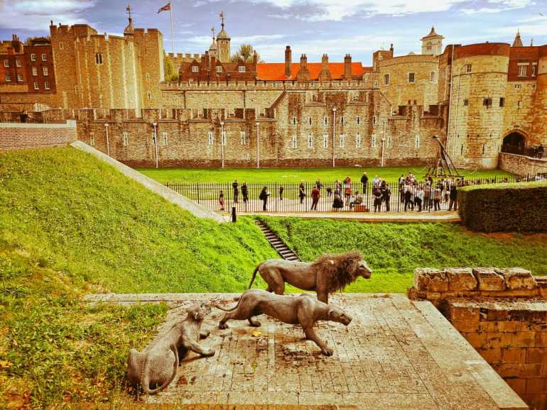 Day 2 of 3 Days in London Itinerary - Tower of London