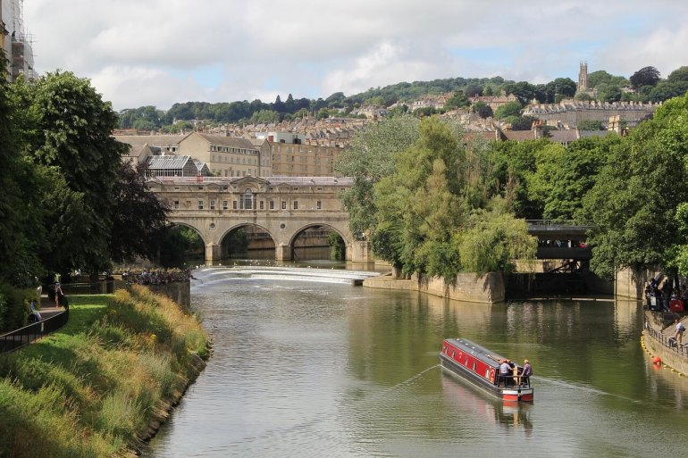 Day trips from London by train: Bath UK