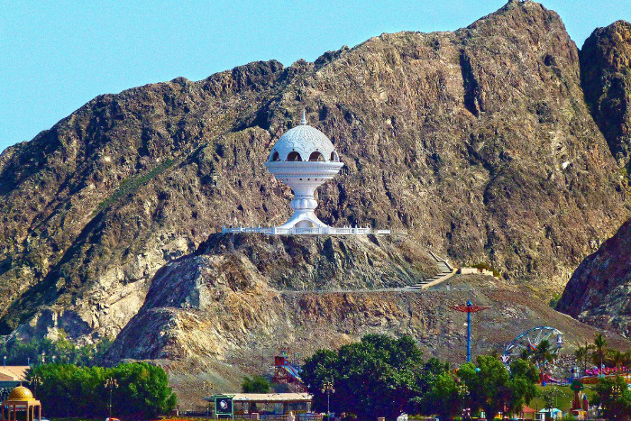 Best places to visit in winter - Muscat, Oman